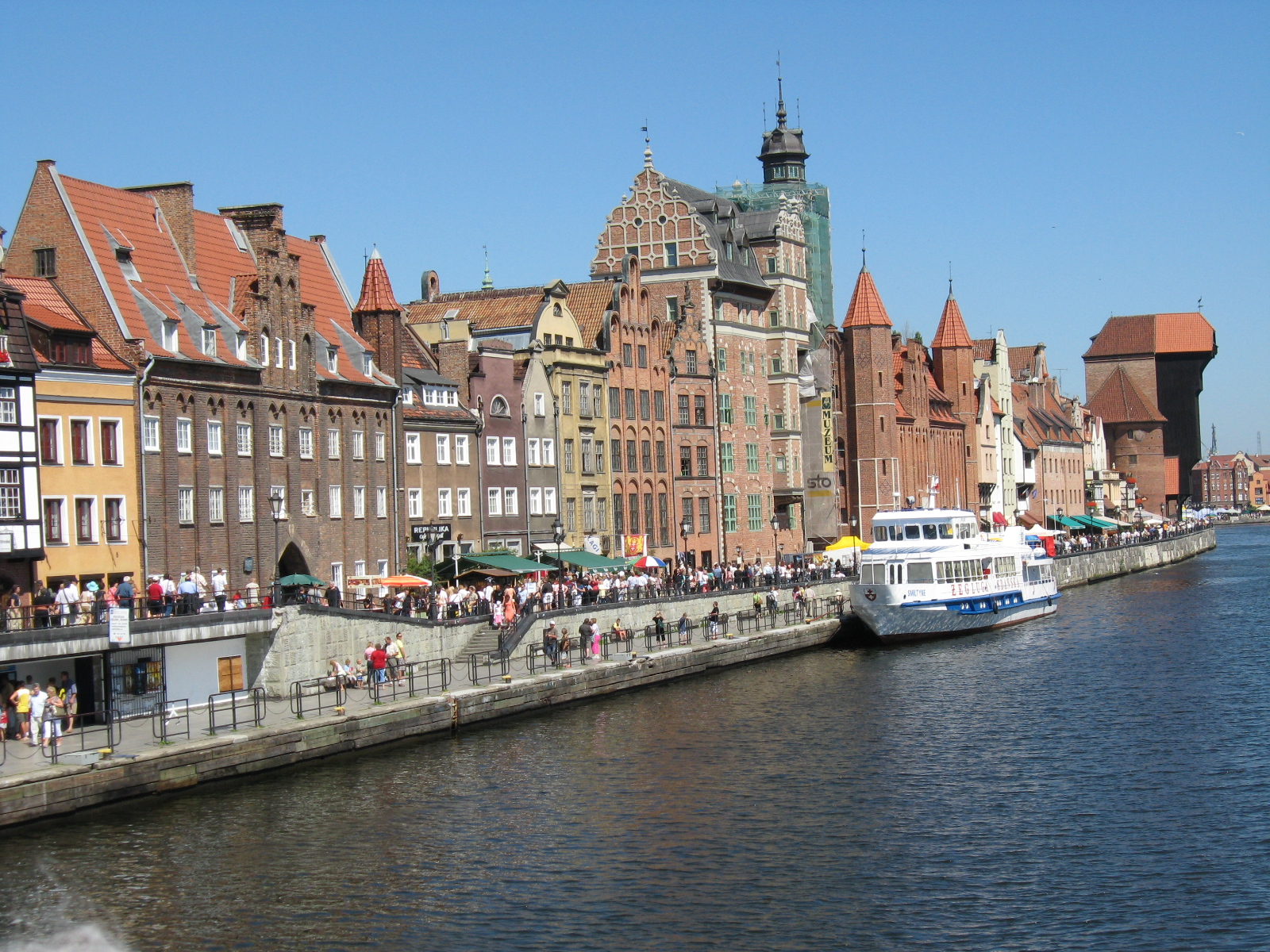 Gdansk Poland  city images : Gdansk, Poland Cruise Critic Message Board Forums